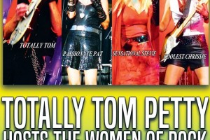 Northern Bar and Stage presents TOTALLY TOM PETTY HOSTS THE WOMEN OF ROCK in Fernie BC August 5th 2017